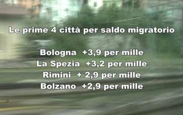 Migrazione interna: La Spezia tra le città italiane più ambite