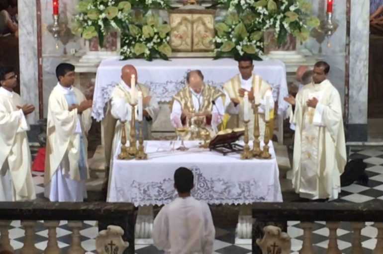 Natività  di Maria nei tre santuari mariani e fioritura Olivo