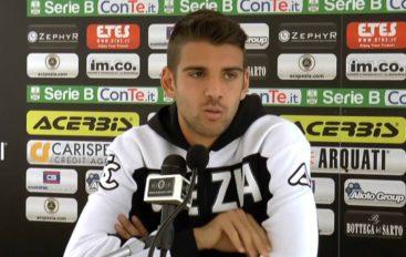 Spezia calcio, l'esordio di Ceccaroni