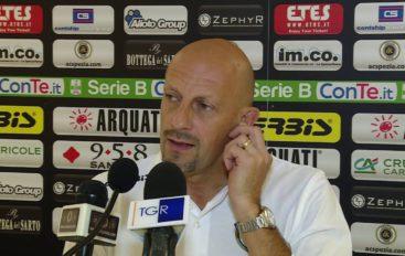 """Spezia – Cittadella, Di Carlo """"In campo i migliori per altra prestazione di alto livello"""""""