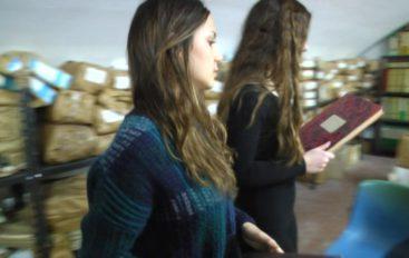 Il Liceo Classico riordina l'archivio storico della Pubblica Assistenza