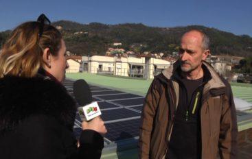 Una scuola ad energia rinnovabile