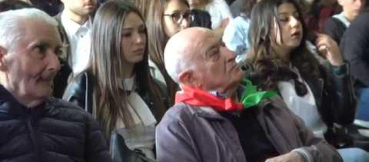 Spezia e Crotone gemellate nel ricordo della resistenza