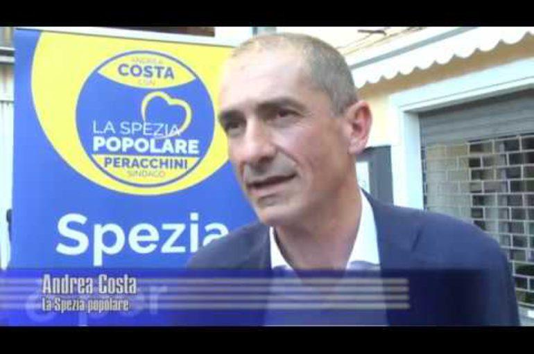 La Lista Spezia Popolare a sostegno di Peracchini candidato sindaco