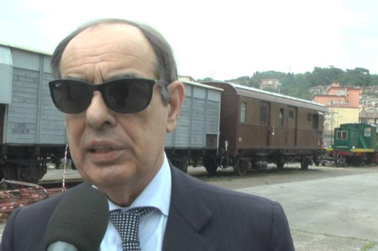 In treno a vapore da Lucca al Museo dei Trasporti della Spezia