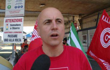 Sciopero Autotrasporti, bloccato il Porto