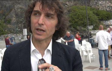 Premio giornalismo Cinque Terre a Cruciani