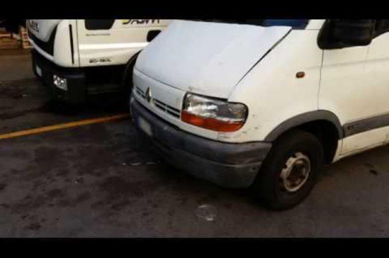 Grave incidente in Piazza del mercato alla Spezia