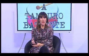 A tamburo battente, ospite Raffaella Paita