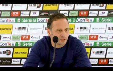 Spezia Calcio, Mister Gallo sulla ripresa invernale