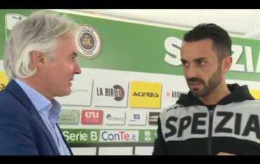 Spezia calcio, presentato Palladino