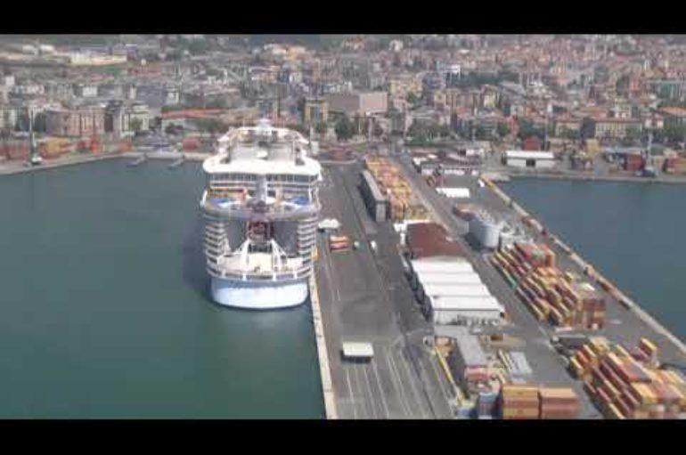 Crociere, ricorso contro l'affidamento del terminal a Costa