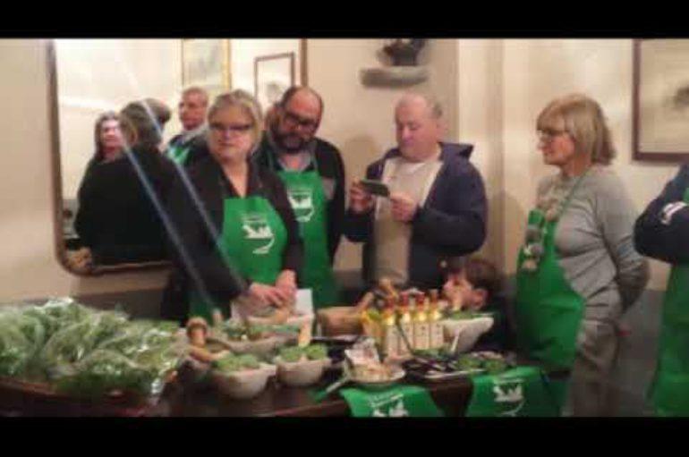 """Pesto a Bolano per la """"settimana Unesco"""""""