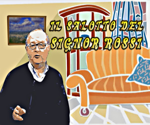 Il salotto del Signor Rossi