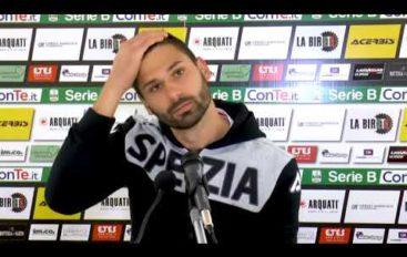 Spezia Calcio, il portiere Manfredini su Cittadella-Spezia