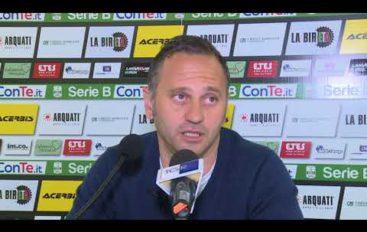 Spezia calcio, Mister Gallo su Spezia-Brescia