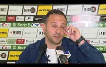 Spezia calcio, Mister Gallo sul Frosinone