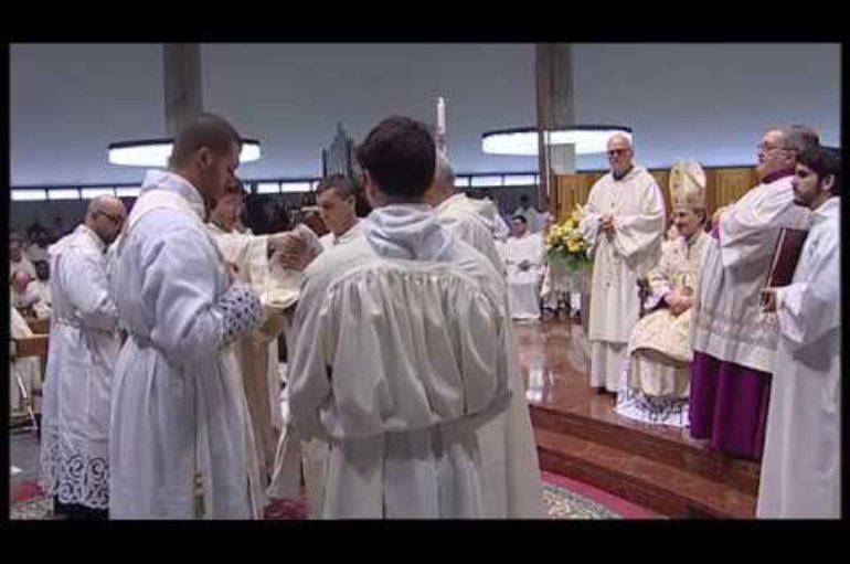 Tre ordinazioni sacerdotali alla Spezia