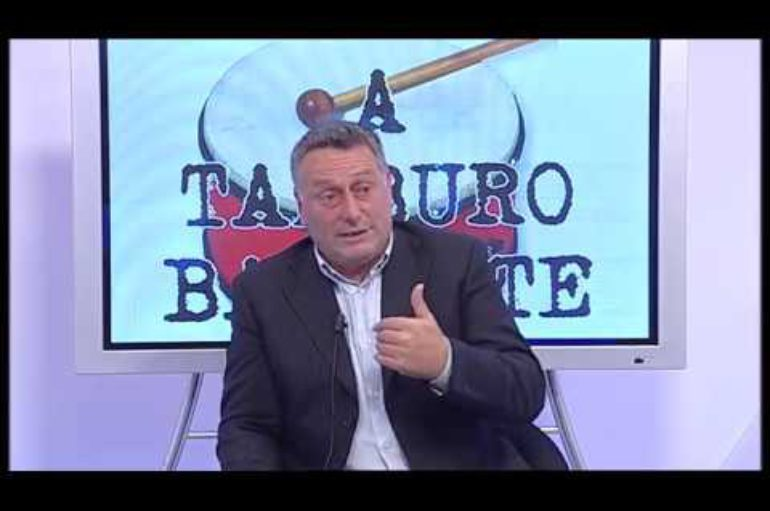 A Tamburo battente, ospite Leonardo Paoletti