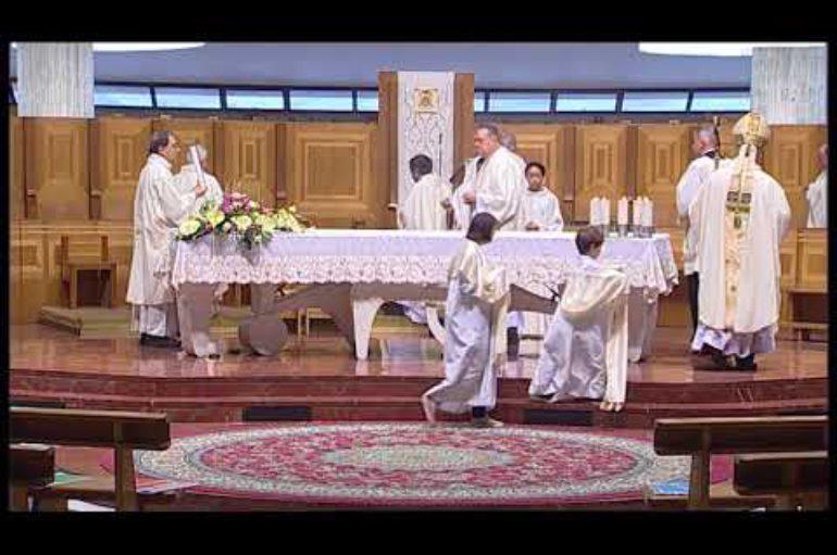 Anniversario dedicazione della Cattedrale