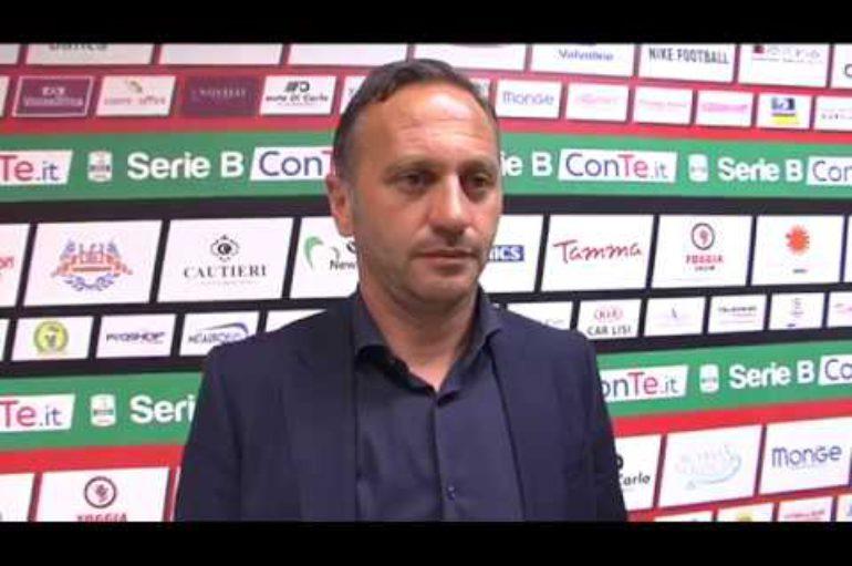 Foggia-Spezia 2-1, le interviste