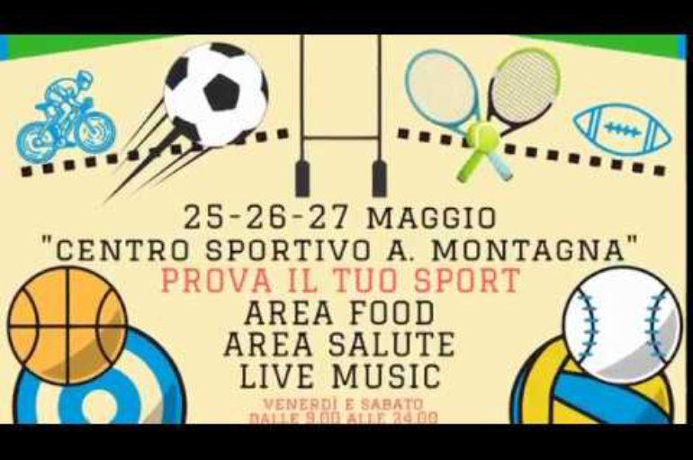 """""""La Spezia è sport"""", 3 giorni di festa al Montagna"""