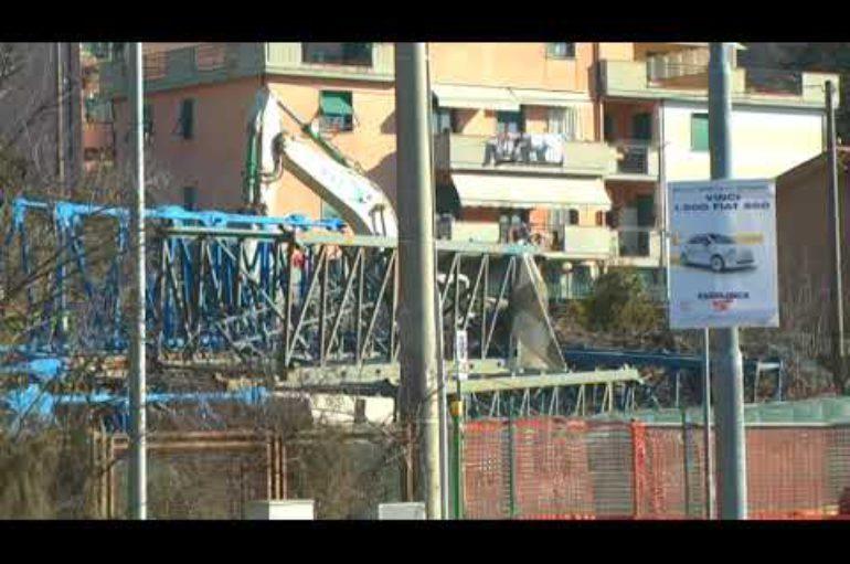 Ospedale Felettino, riprendono i lavori