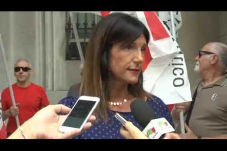 Presidio PD in difesa di Mattarella e della Costituzione