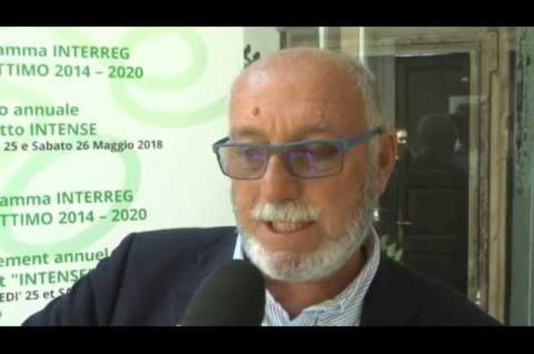 Progetto Interreg – Intense per itinerari turistici sostenibili