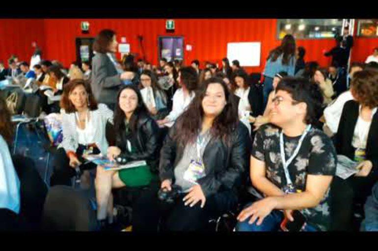 Studenti e mass media internazionali