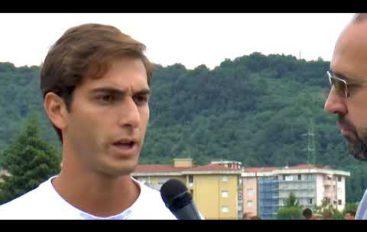 Spezia calcio,  il centrocampista De Francesco