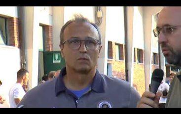 Spezia calcio, il Mister Pasquale Marino