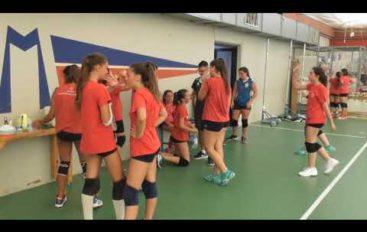 Volley, i settori giovanili affiliati a Monza