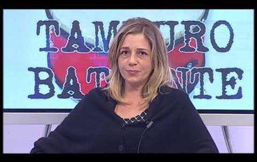 A tamburo battente, Cristina Ponzanelli