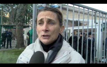 Detenuti, figli e avvocati uniti dal calcio