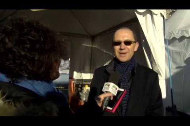 Inaugurata l'Agroalimentare tornata in Piazza Europa