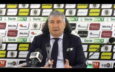 Spezia calcio, presentati  Da Cruz e D'Eramo