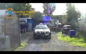 Finanza, sequestro ad Ameglia in zona Parco