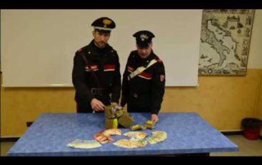 Hascisc, i Carabinieri arrestano due spacciatori