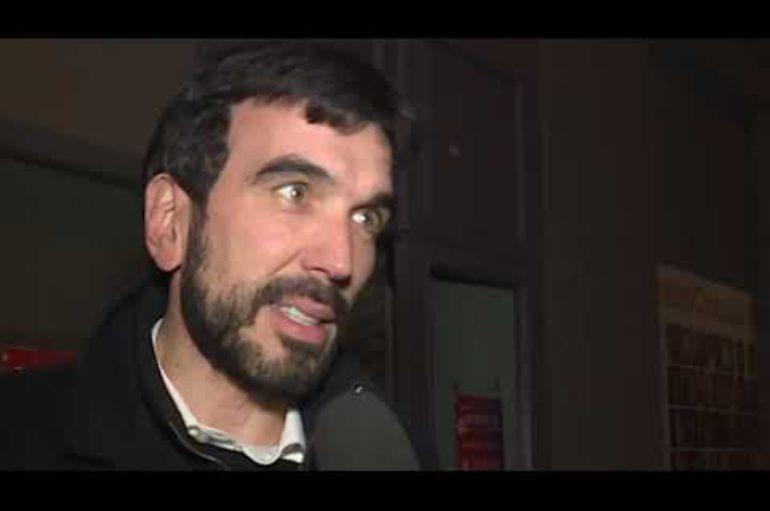 Maurizio Martina alla Spezia