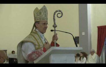 Sacro Cuore Molicciara, la dedicazione della chiesa