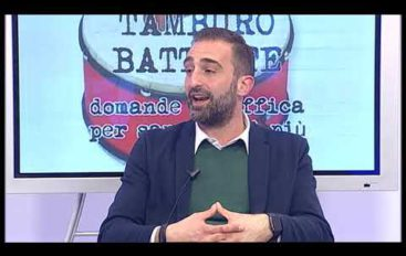 A tamburo battente, ospite Lorenzo Brogi