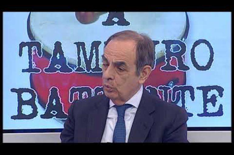 """""""A Tamburo battente"""", ospite Piergino Scardigli"""