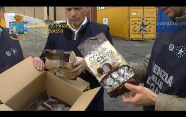 La Spezia, sequestrate uova di Pasqua contraffatte