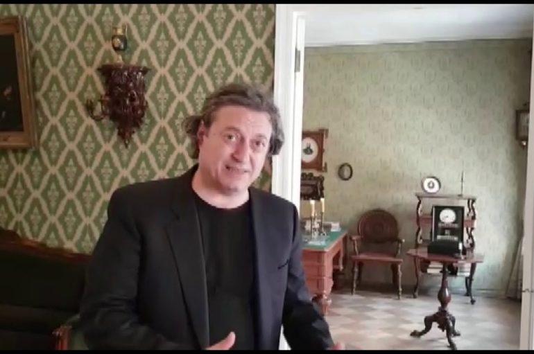 Davide Costantini, le sue opere in mostra in Russia