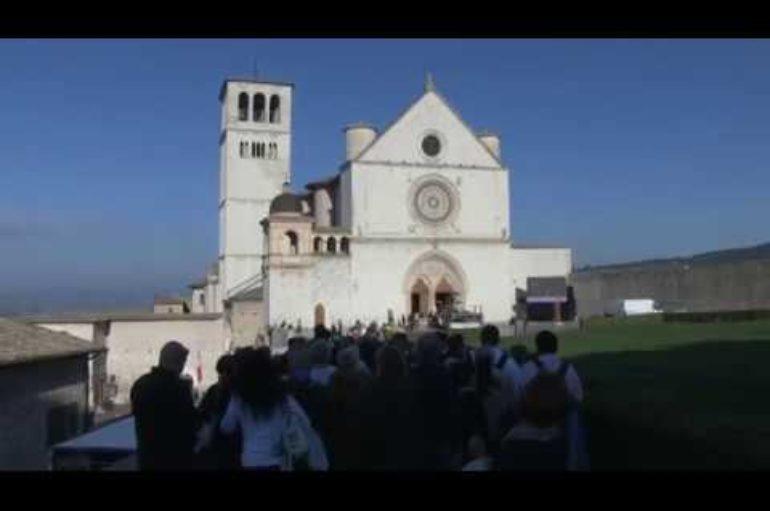 Perdono di Assisi, la preparazione a Gaggiola