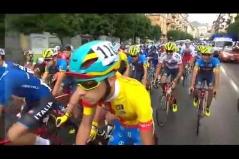 44′ Giro della Lunigiana, le tappe