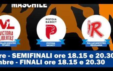 """Basket, presentato il quadrangolare di A1 """"Città della Spezia"""""""