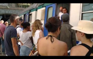 Caos treni in Liguria