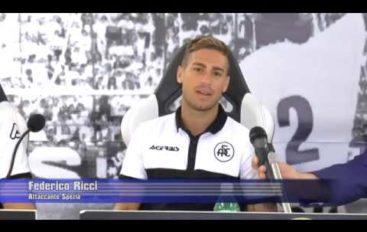 Spezia calcio, presentati Krapicas, Ricci e Ramos